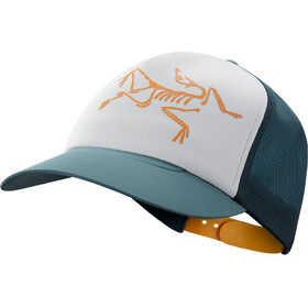 Arc'teryx Bird Trucker Hat astral/labyrinth/delos grey